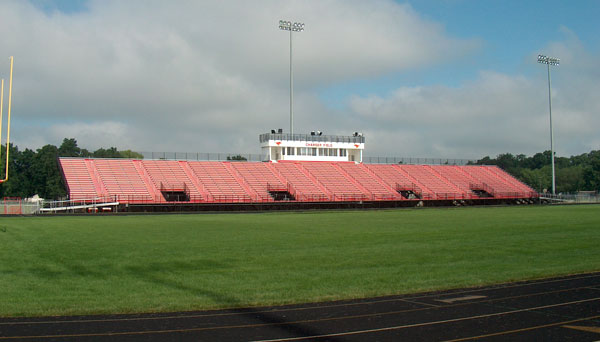 ELKHART MEMORIAL HIGH SCHOOL FOOTBALL STADIUM