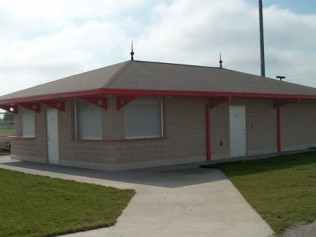 Elkhart High School - Stadium Concession Stand