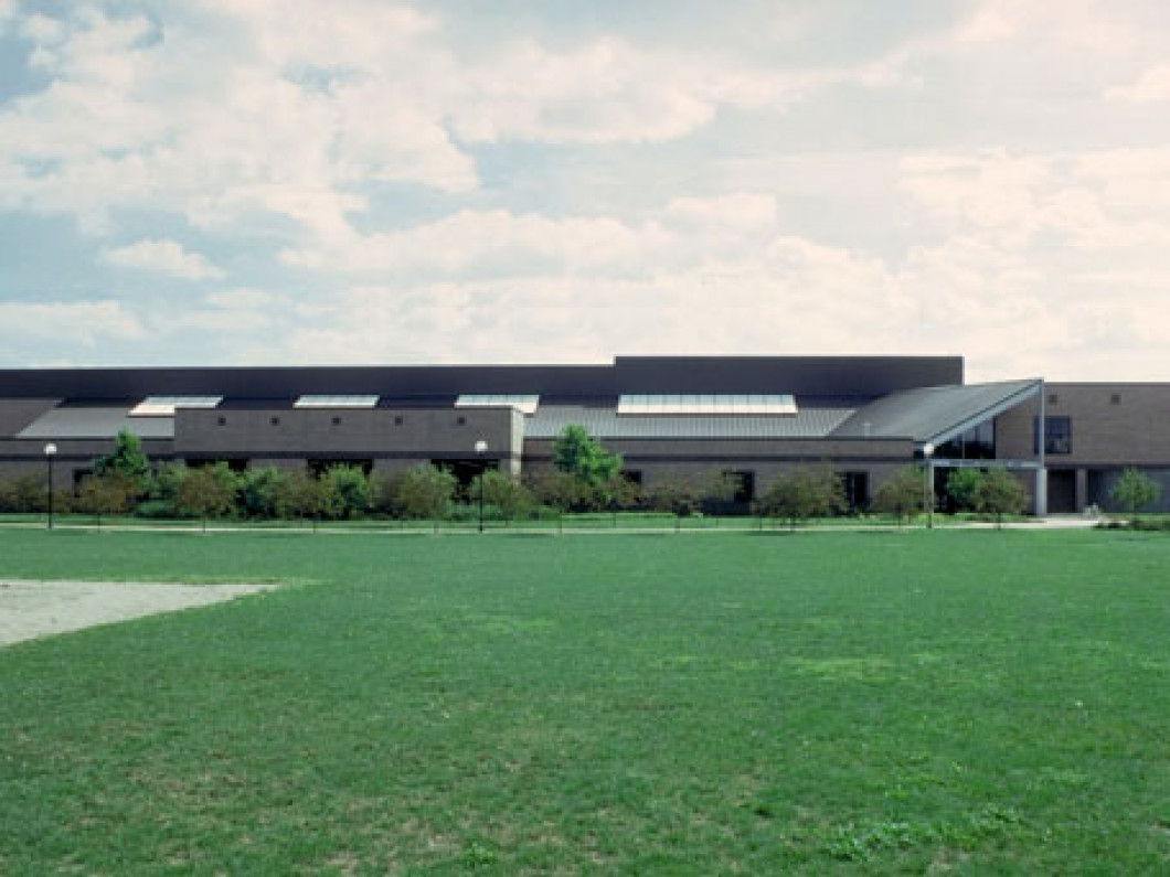 GOSHEN COLLEGE, ROMAN F. GINGERICH RECREATION/ FITNESS CENTER