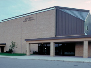 Jimtown High School - New Gymnasium
