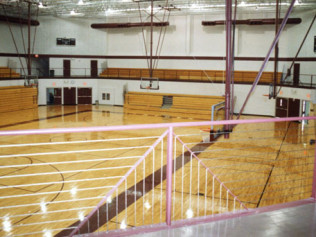 Jimtown High School - Gymnasium Interior #2