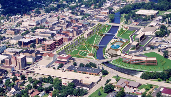 ELKHART RIVERWALK COMMONS MASTER PLAN